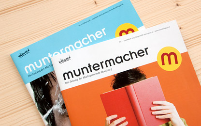 <i>Muntermacher</i> is entirely set in our type families