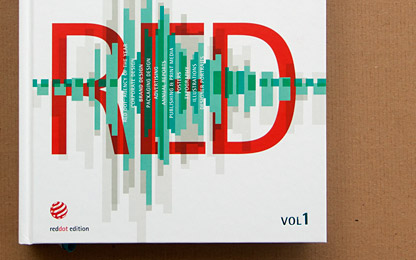 Sindelar is featured in the <br><i>Red Dot Yearbook 2015/2016</i>