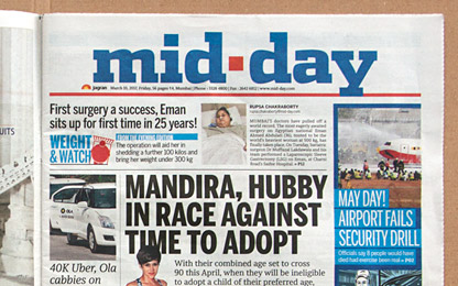 News from Mumbai: Sindelar is <i>Mid-Day's</i> new text face