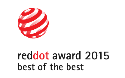 <i>Red Dot Award: Best of the Best</i> for Sindelar